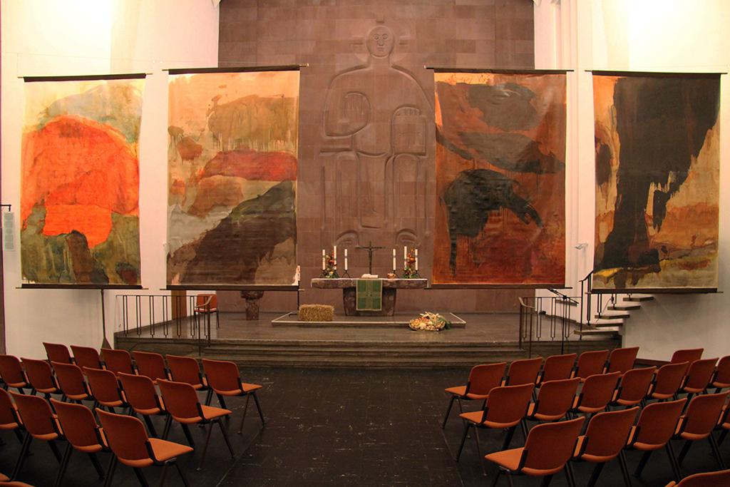 WalterUrbachMatthäuskirche Frankfurt