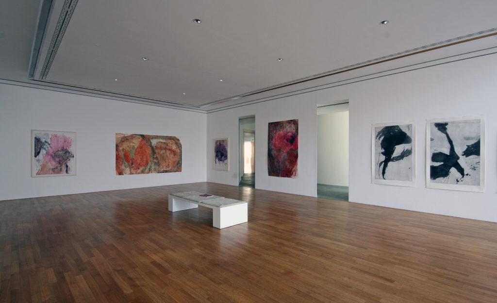 Ausstellungsansicht Kunstmuseum Bonn 2007